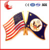 Business Gift Use and Metal Material Pin Flag Badges