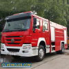 HOWO Standard 8m3 12m3 China Products/Suppliers Bid Type Sinotruck Fire Extinguisher Foam Water Fire Trucks