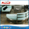 Modern American Style Round Sofa Bed Set