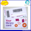 High Quality Plastic Barcode Membership Card