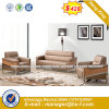 Modern Home Furniutre Living Room Leather Sofa (HX-S260)