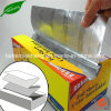 9′′x10 Pop-up Aluminum Foil Sheets Embossed