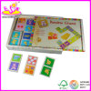 2014 Play Wooden Children Domino Game, Educational Children Domino Toy, Hot Selling Wooden Toy Children Domino Set Wj277611