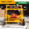 Qt40-3b Small Electric Brick Making Machine with Wheels
