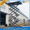 Hydraulic Auto Scissor Electric Car Parking Lift with Ce
