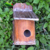 New Design Wooden Bird House with Factory Price