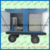 High Pressure Industrial Washer Heat Exchanger Cleaning Machine