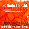 Day Light Fluorescent Pigment Orange Red for Water-Based Paint