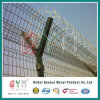 High Quality Airport Welded Wire Mesh Fence with Razor Wire