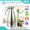 2014 Hot Sale Double Wall Stainless Steel Coffee Pot /Water Jug for Drinkware (JSUI)