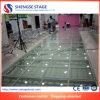 Glass Platform Modern Outdoor and Indoor Concert Wedding Banquet Stage