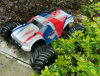 4WD 1/10th Brushless Violence Somersault Remote Control Electric RC Monster Truck