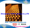 Yaye 18 Hot Sale E26/E27/B22 Ce/RoHS 5W/7W/9W LED Flame Lamp Light with Warm White