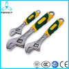 Multi-Function Plastic Handle European Type Adjustable Wrench