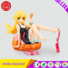 Sweet Doughnut-Girl Character Anime Figure