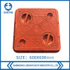 600X600 Square FRP Manhole Cover with Watching Holes