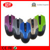 3D Wired Optical Mouse 1200dpi Mic