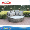 Latest Design Outdoor Furniture Round Lounge Daybed