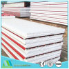 High Quality EPS Color Steel Corrugated Sandwich Wall Panels