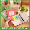 Office Stationery of Sticky Notes Copy Papers Notebooks Office Supply
