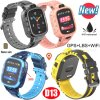 IP67 Waterproof Kids Smart GPS Tracker Watch with Android&Ios APP