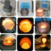 Sic Crucible for Casting Brass China Manufacture