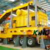 China Leading Easy Movable Mobile Cone Crusher Plant