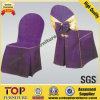 Polyester Chair Cover with Bow for Wedding
