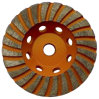 100mm Diamond Grinding Wheel for Marble/ Concrete/ Granite Polishing