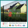 Triangle Bend Welded Wire Mesh Residential Fence for Villas