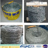 2015 Hot Sale Galvanized Barbed Wire for Brasil (XA-BW7)