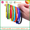Cute Newest Trend Silicone Rubber Bracelet Wristbands