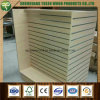 Melamine Slotted MDF Panels From China