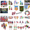China Factory for Hand Flag, String Flag, Car Flag, Fan Scarf, Table Flag