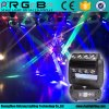 360 Roller 16*25W RGBA LED Moving Head Light for Nightclub DJ