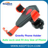 Universal Gravity Mobile Phone Bracket Holder Auto Fit and Lock for Any Phones