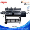 Professional Stainless Steel Gas Barbecue BBQ Grill