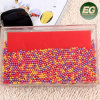 New Design Bag Colorful Evening Bags acrylic Clutch Bag Lady Shoulder Handbag with Cheap Price Eb909