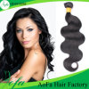 Unprocessed Virgin Remy Human Brazilian Hair Extension Weft