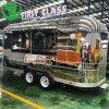 China Good Supplier Mobile Food Truck Dealer