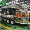China Good Supplier Mobile Food Truck Dealers
