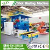 Automatic Mechanical Hand Wall Shot Blasting Machine with SGS