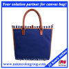European Stylish Canvas Lady Handbags Tote Handbag