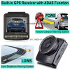 "New 2.4"" GPS Tracking Speed Limit Car DVR with GPS Receiver, 5.0mega Car Digital Video Recorder Camera, H264.1080P Dash Camcorder, Parking Control Camera"