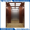 Gearless Traction Passenger Elevator with Small Machine Room