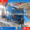 Customized Blue Gold Mining Drum Sieve
