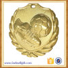 Custom Zinc Alloy 3D College Sport Meeting Souvenir Football Medal