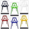 New Style Plastic Furniture Leisure Folding Chair Stackable PP Chair for Party
