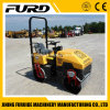 Hot Sale Double Drum 1 Ton Compactor Vibratory Roller