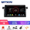 Witson Quad-Core Android 10 Car DVD GPS for BMW E46 (1998-2005) M3 (1998-2005) Built in 16GB Inand Flash
